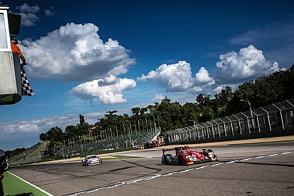 Two Morgan LM P2s come close to victory at Imola