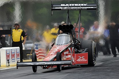 NHRA gets rain-delayed Southern Nationals in a day late