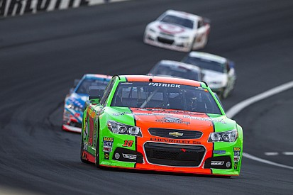 Danica Patrick and her No. 10 Chevrolet SS ready to go for 600-mile race