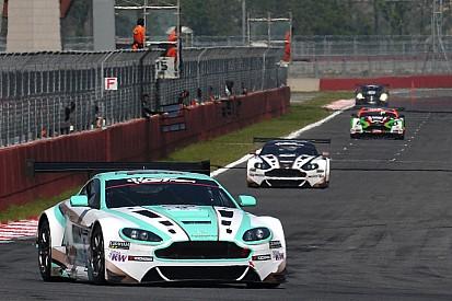 NB Team stuns established stars in GT Asia Series debut