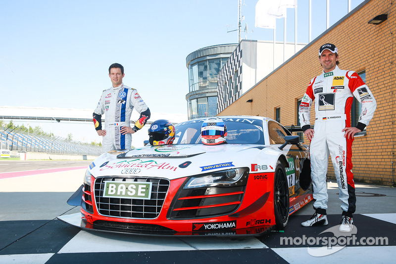 World Rally Champion in Audi R8 at ADAC GT Masters
