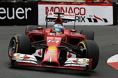 Pirelli: Mixed conditions in free practice at Monaco