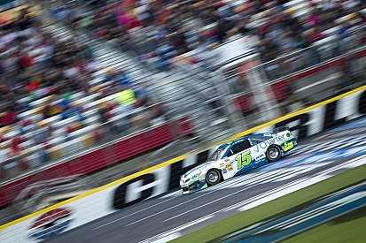 In their own words: Bowyer, other Toyota drivers talk Charlotte qualifying
