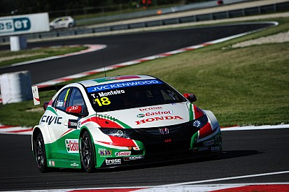 Difficult but not impossible mission for Tiago at the Salzburgring