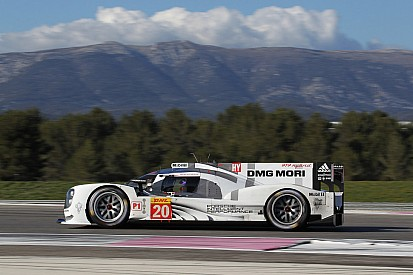 The Porsche 919 Hybrid for the 24 hours of Le Mans: Power plant for the Le Mans marathon