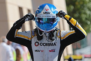 FIA F2 Race report Palmer keeps his cool to win chaotic Monaco GP2 Feature Race