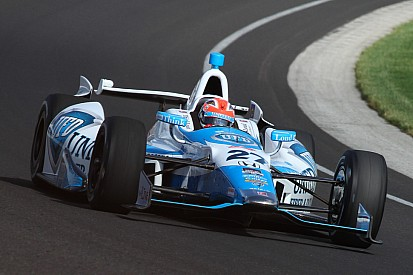 Andretti Autosport at Indianapolis: Final practice report