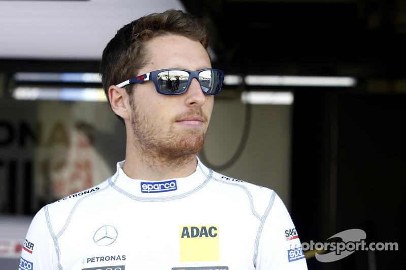 Juncadella juggling F1 and DTM careers