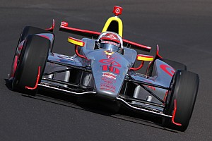 IndyCar Practice report Chip Ganassi Racing scores big on Carb Day