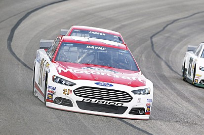Ford, Wood Brothers reaction to Trevor Bayne driving No. 6 Fusion full-time in 2015