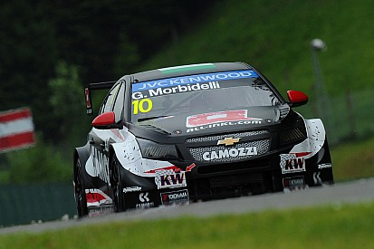Morbidelli ends Citroën pole streak