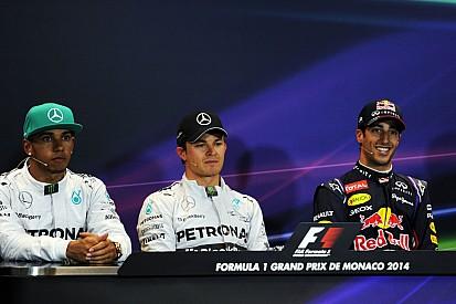 2014 Monaco Grand Prix qualifying press conference