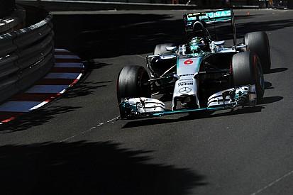 Monaco GP: Sixth straight pole position for Mercedes
