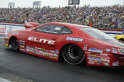 Enders-Stevens wants that 100th NHRA win for a woman