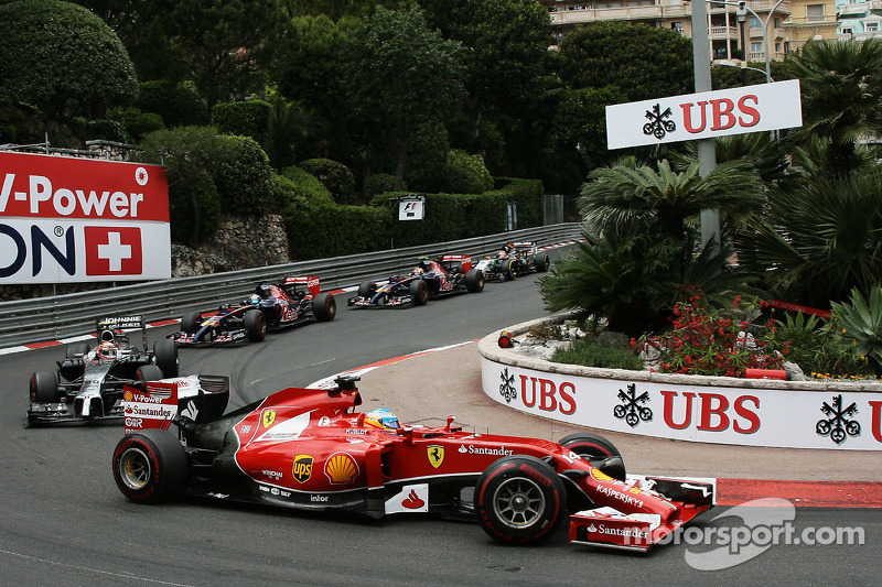 Monaco GP: A fourth for Alonso, a fastest lap for Raikkonen