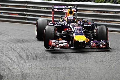 Renault Sport F1: Second consecutive podium for Infiniti Red Bull Racing's Daniel Ricciardo