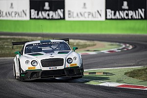 Blancpain Endurance Race report Historical first win for Bentley Continental GT3 in Silverstone
