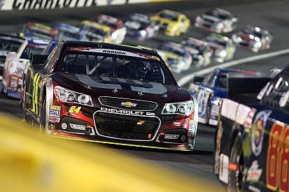 Jeff Gordon overcomes spasms; finishes seventh at Charlotte