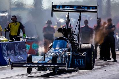 Top Fuel driver Shawn Langdon eyes repeat scenario at Summernationals