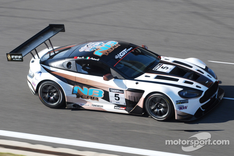One-off in GT Asia for Joel Camathias as he joins NB Team at Autopolis