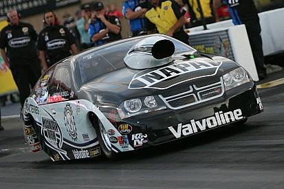 Pro Stock racer Vincent Nobile looking for first win at home track
