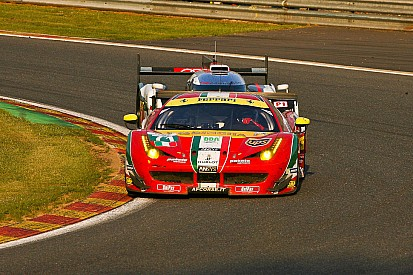"""Davide Rigon: """"Waiting for Le Mans"""""""