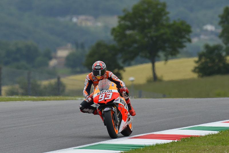 MotoGP riders set to battle under Tuscan sun at Mugello