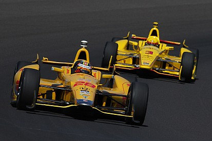 The real 'Yellow Party' at Indianapolis