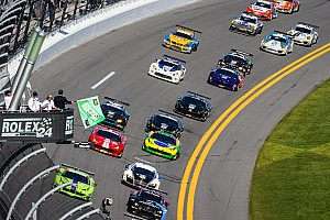 IMSA Preview TUDOR Championship inaugural season rolls into 'Motor City'