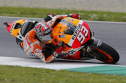 Rain affects first day of free practice in Mugello