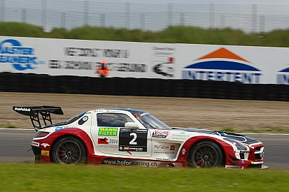 Hofor Racing lock out front row for inaugural Hankook 12H Zandvoort
