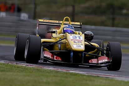 Tom Blomqvist wins, thus reducing Ocon's lead