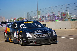 PWC Qualifying report Cadillac Racing to start one two on Belle Isle
