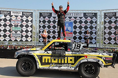 Viso wins in first TRAXXAS Truck Race at the Detroit Belle Isle Grand Prix