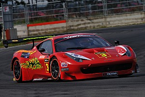 GT Race report GT Asia Series: Victory to Sawa and Weng Sun at Autopolis