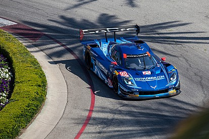 Spirit of Daytona: First in qualifying, second in the race