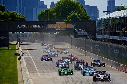 Chevrolet Indy Dual in Detroit: Qualifying Results