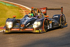 Le Mans Testing report G-Drive Racing sets the fastest LM P2 time of the Le Mans Test Day