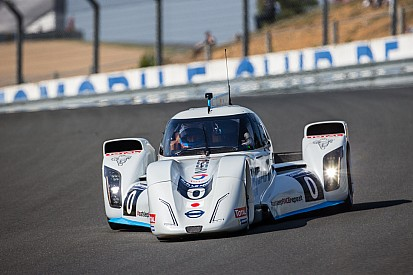 Nissan Zeod RC on track at Le Mans for the first time