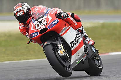 Sixth place for Dovizioso in Italian GP at Mugello, while Crutchlow crashes out