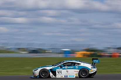 Al Harthy pleased with British GT victory at Silverstone