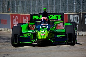 IndyCar Analysis Dual in Detroit rookie recap