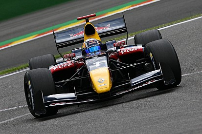 Carlos Sainz and DAMS dominate in the Ardennes!