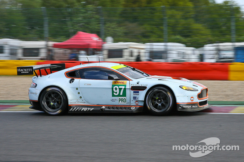 Aston Martin returns to the 'Ring for twice-around-the-clock event