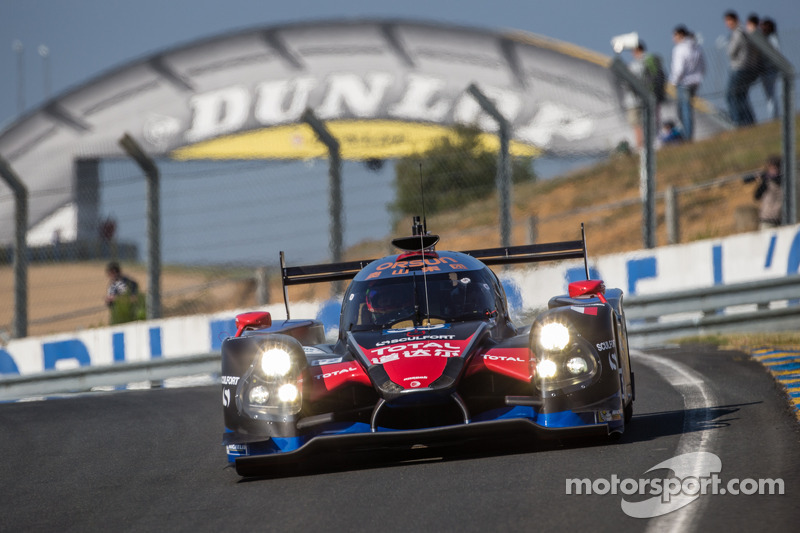 Mission accomplished at Le Mans test day for Adderly Fong