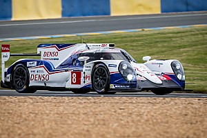 Le Mans Preview Toyota Racing set to take on Le Mans