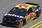 Michael Annett ready for a new and challenging track