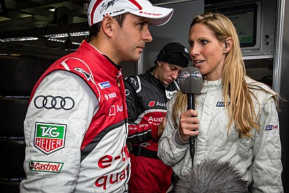 Halliday marks Le Mans return with Eurosport International debut