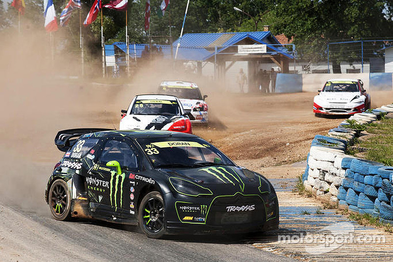 """World RX releases short film """"Wildcards"""" - video"""