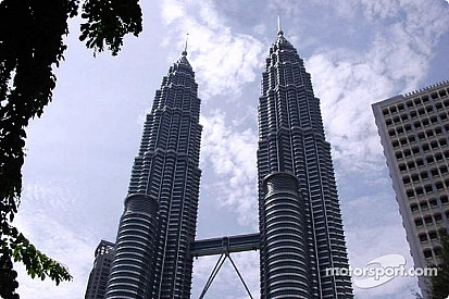 WSBK riders sky high in Kuala Lumpur